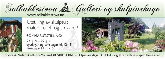Solbakkestova Utstilling